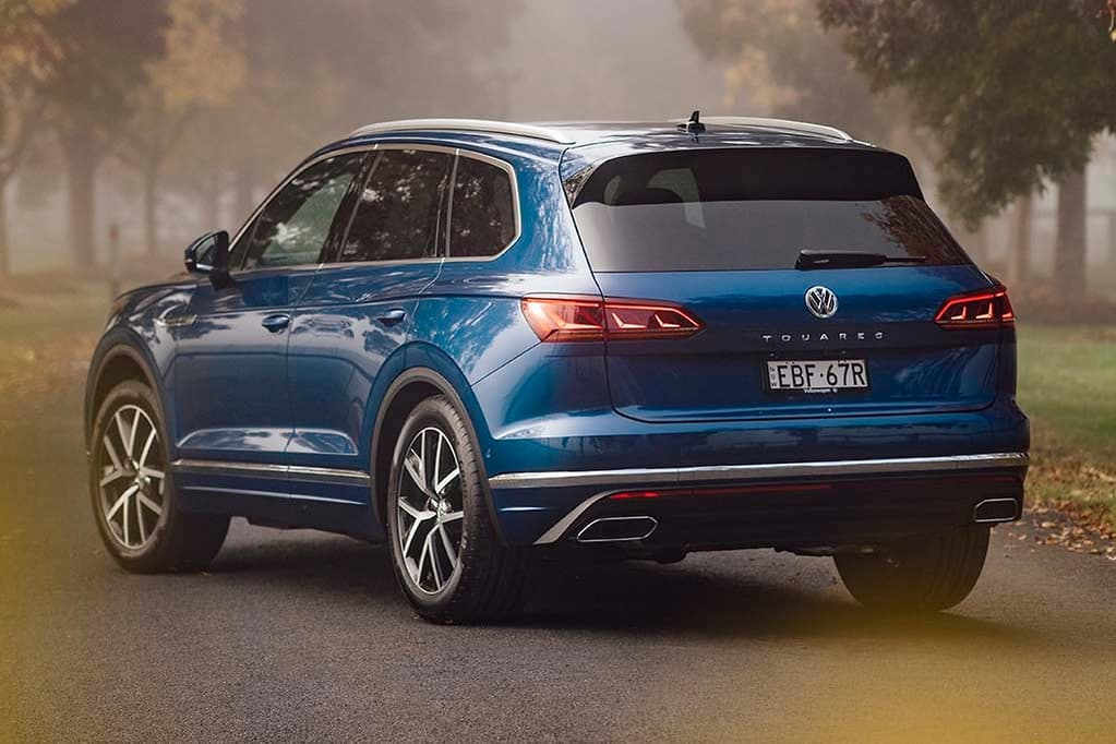 2020 VW Touareg: New Engines, Design, Release >> 2019 Volkswagen Touareg Limited To One Engine For Now Www