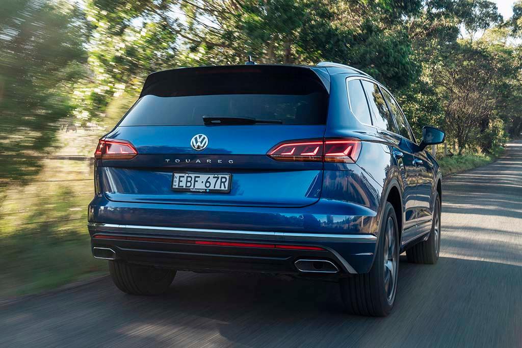 Volkswagen Touareg 2019 Review - Australian - www carsales