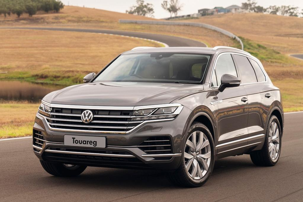 2020 VW Touareg: New Engines, Design, Release >> 2020 Volkswagen Touareg V8 Tdi Bound For Australia Www