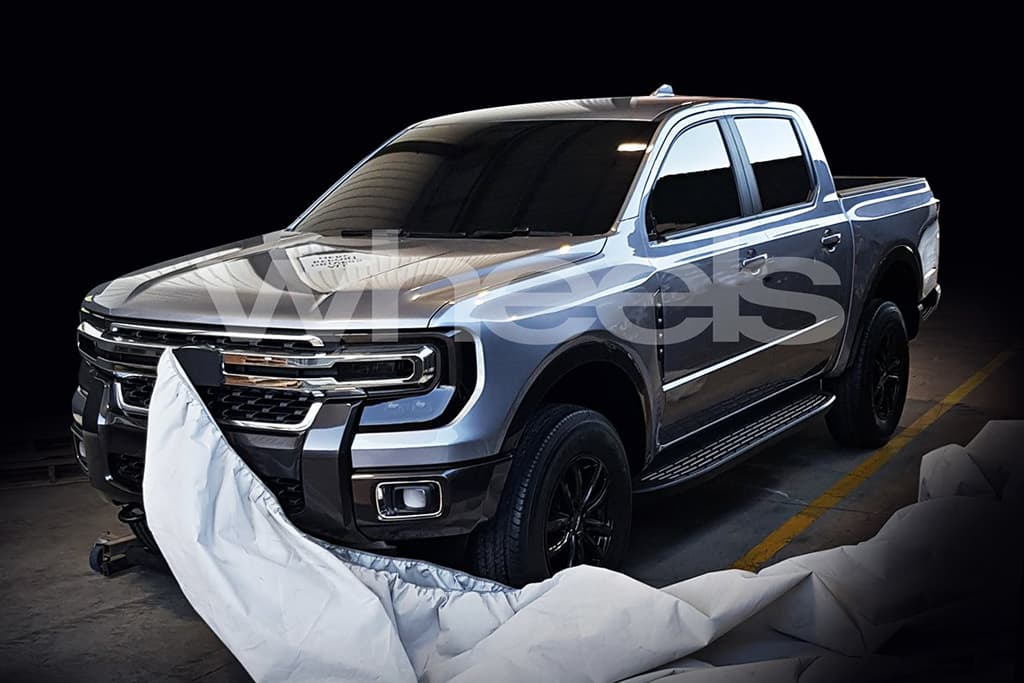 New Ford Ranger Exposed Www Carsales Com Au