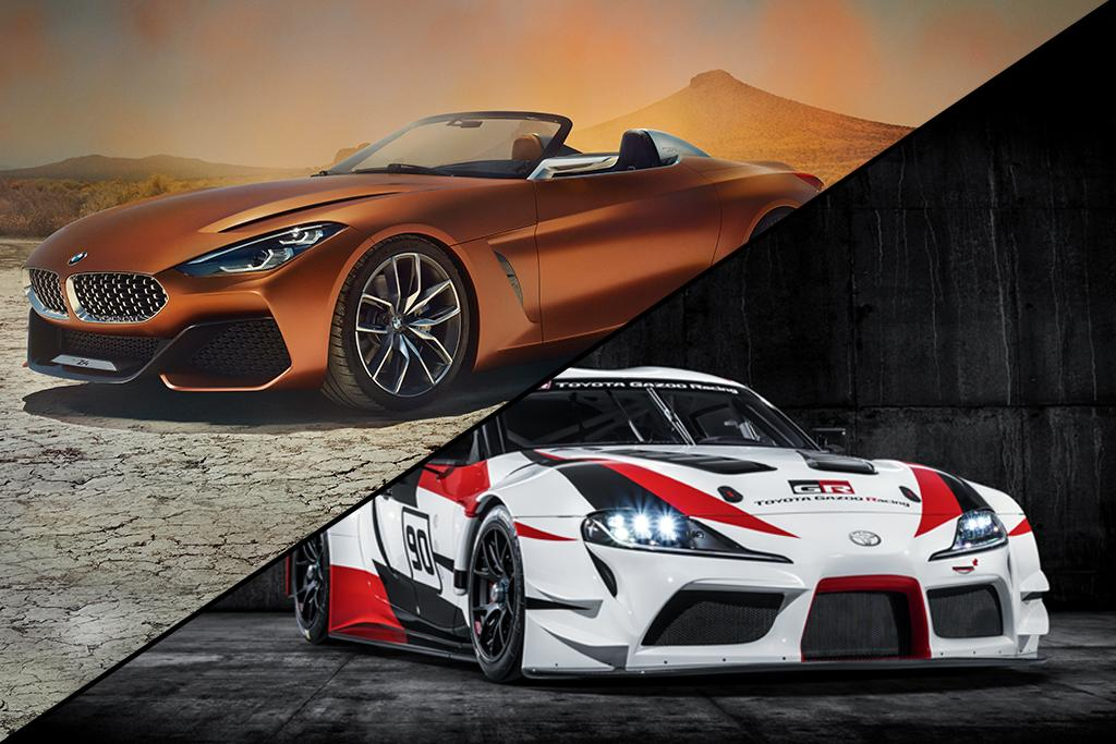Toyota Supra V Bmw Z4 What S Different Www Carsales Com Au
