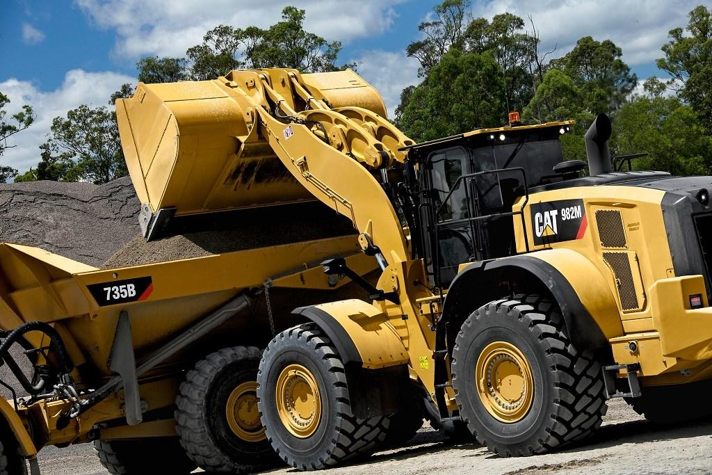 Cat launches M series wheel loaders - www constructionsales