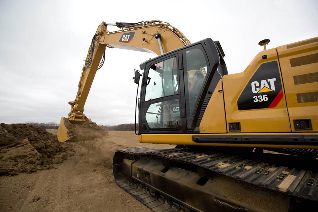 Caterpillar launches next-gen 36-tonne excavators - www
