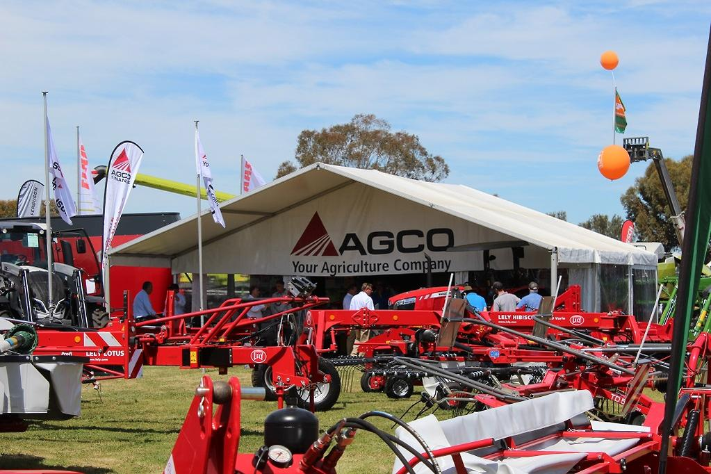 AGCO Seals The Deal With Lely