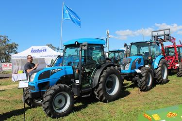 Landini launches all-rounder Powerfarm 110 - www