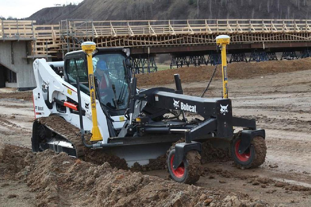 10 things you didn't know you could do with a skid steer