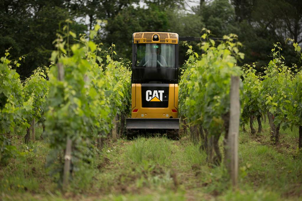 Cat unveils next-gen mini excavator series - www