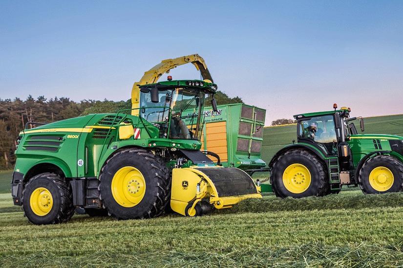 John Deere expands forage harvester line-up - www