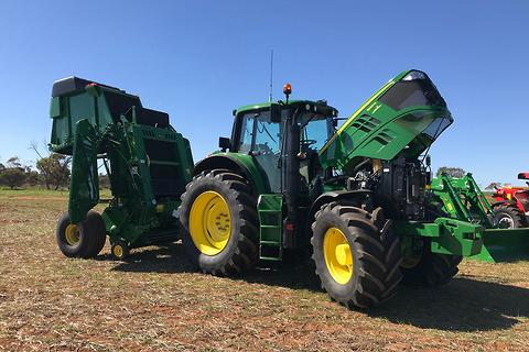 Articles for Hay & Silage | farmmachinerysales com au