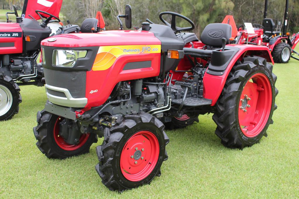 Mahindra announces new tractors for 2018 - www