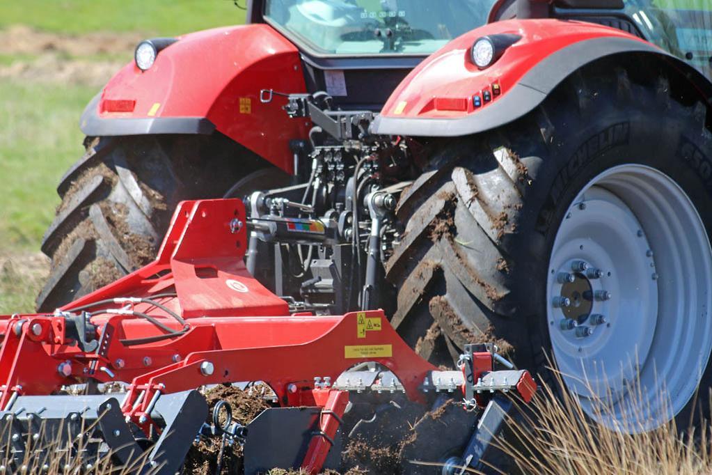 McCormick X7 670 tractor: Machine spotlight - www