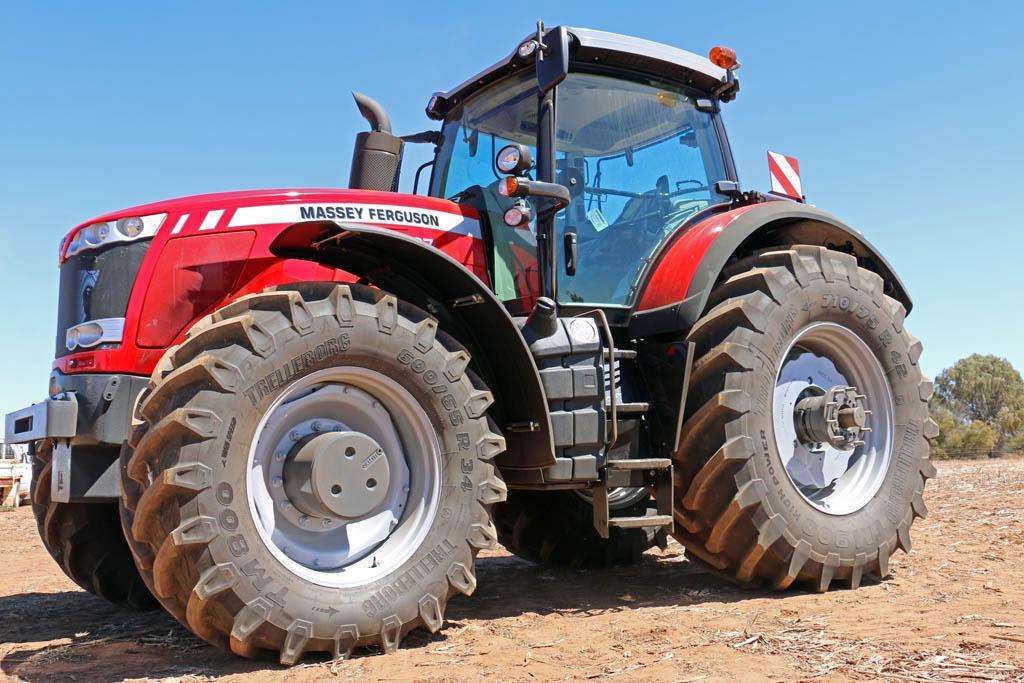 history of ferguson tractors