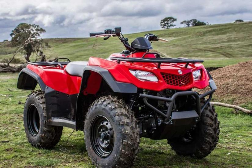 Honda and Suzuki join ATV exodus - www.farmmachinerysales.com.au