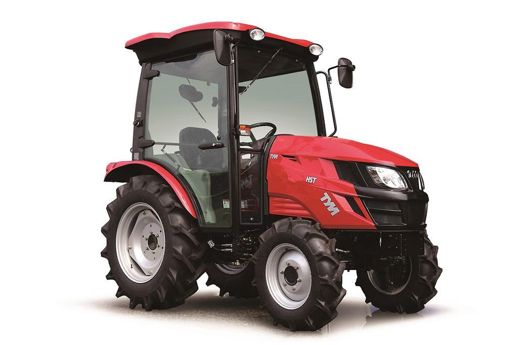 TYM announces new tractors - www farmmachinerysales com au