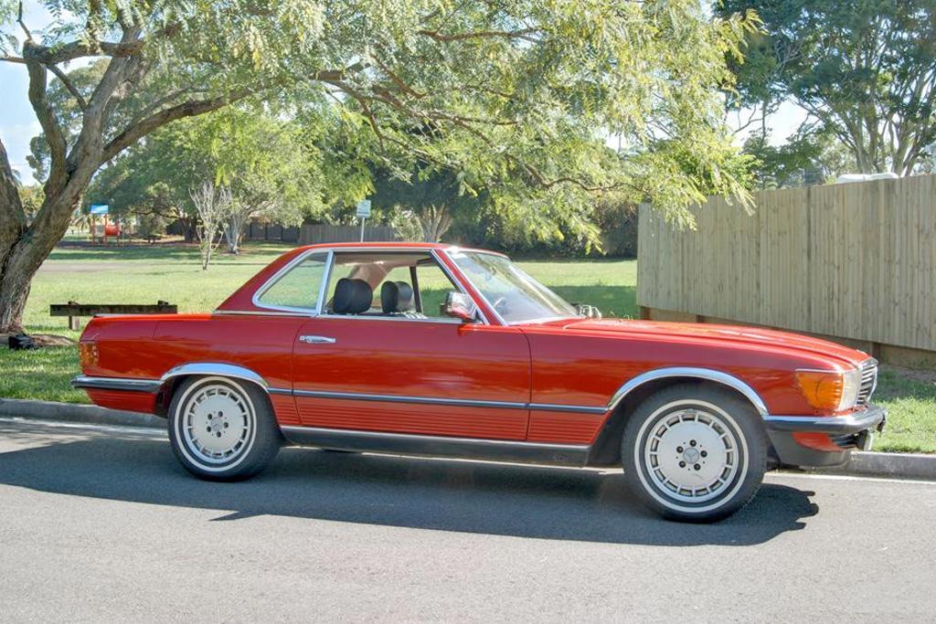 Buying Used: Mercedes-Benz SL 1971-89 - www redbook com au