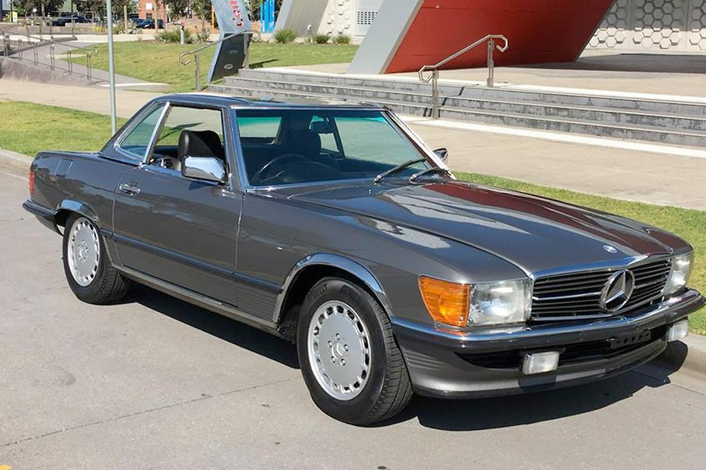 Buying Used: Mercedes-Benz SL 1971-89 - www redbook com au