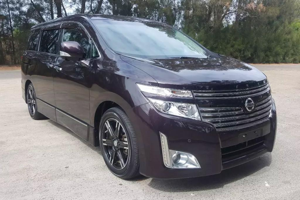 buying used: nissan elgrand (2002-12)