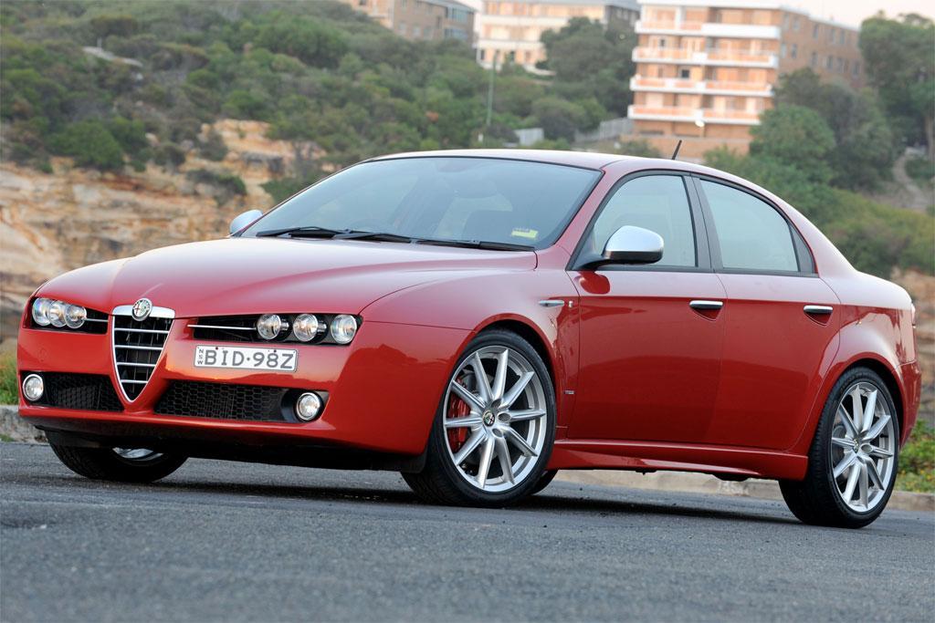 Buying Used Alfa Romeo 159 2006 2011 Redbook
