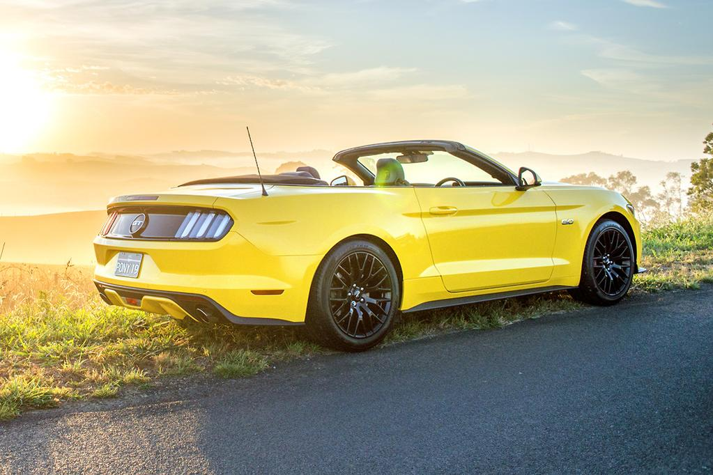 Ford Mustang - what you need to know - www redbook com au