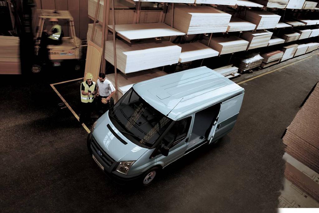 Buying Used: Ford Transit (2007-12) - www redbook com au