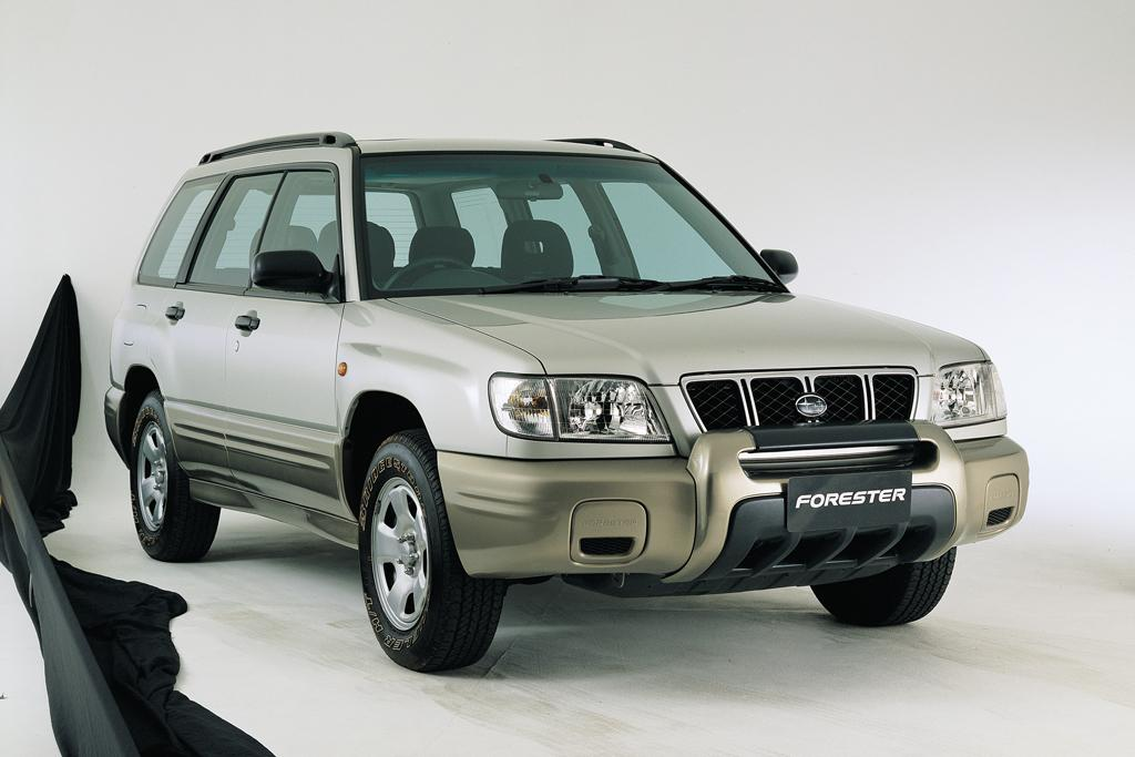 Buying Used: Subaru Forester (1997-2003) - www redbook com au