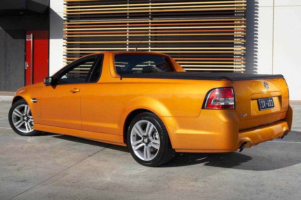 Buying Used Holden Ve Ute 2007 12 Redbook