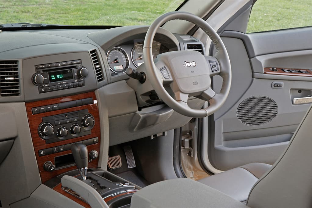 Buying Used Jeep Grand Cherokee 2006 11 Www Redbook Com Au
