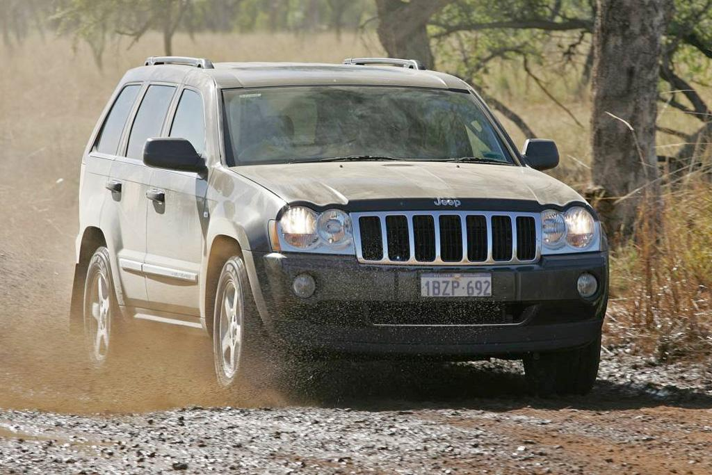 2008 jeep grand cherokee 5.7 hemi problems
