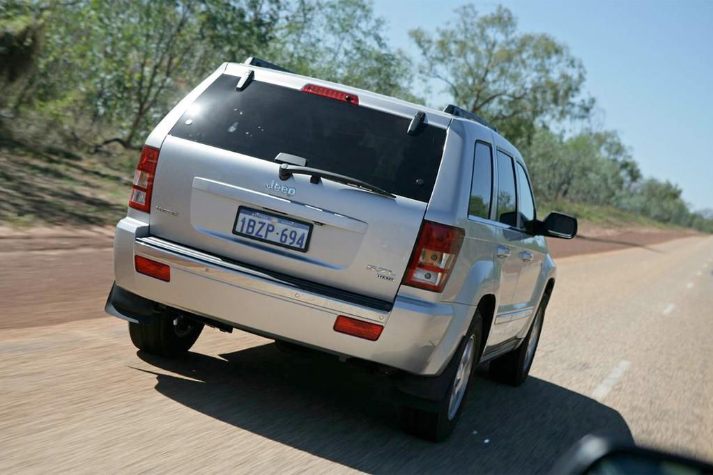 Buying Used: Jeep Grand Cherokee (2006-11) - www redbook com au