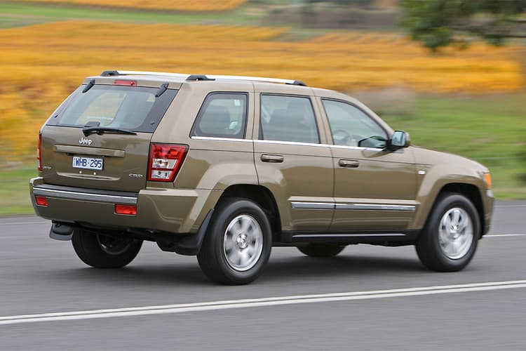 Buying Used: Jeep Grand Cherokee (2006-11) - www redbook com au