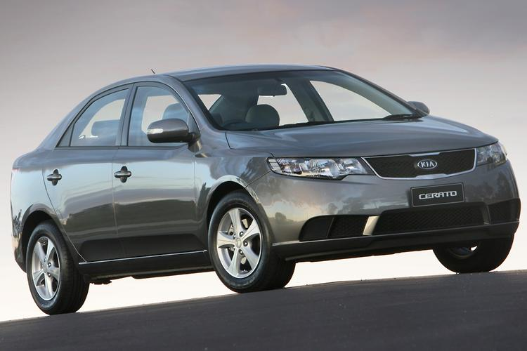 The Original Kia Cerato Made A Brave Attempt At Avoiding Mediocrity While  Delighting Those With A Sub $20,000 Buying Budget. This Approach Ensured  Decent ...