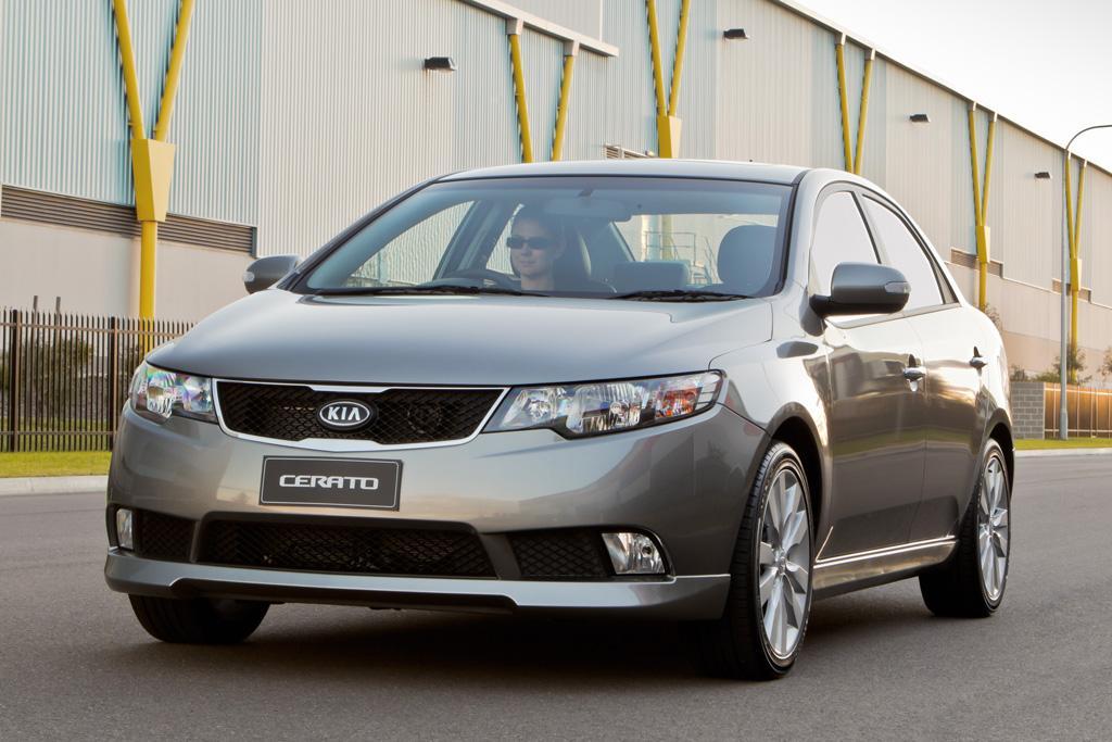 Buying Used: Kia Cerato (2004-12) - www redbook com au