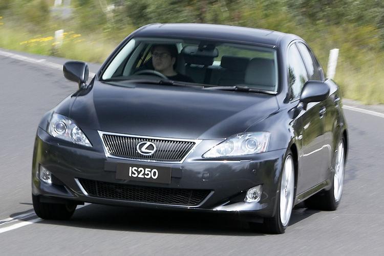 Buying Used: Lexus IS250 (2005-12) - www redbook com au