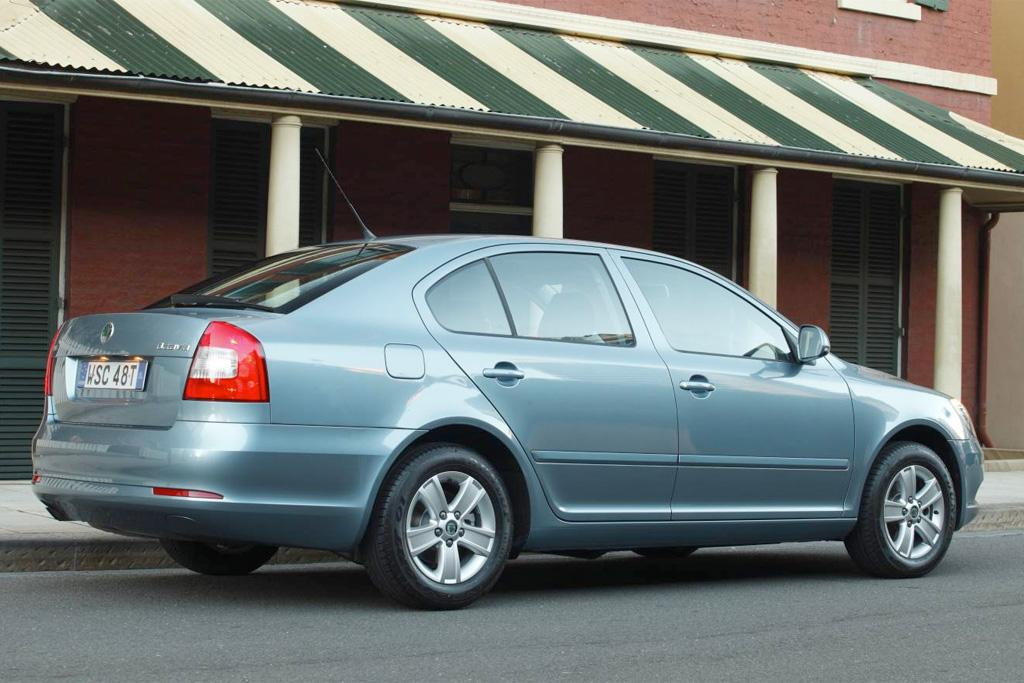 Buying Used: Skoda Octavia (2008-13) - www redbook com au