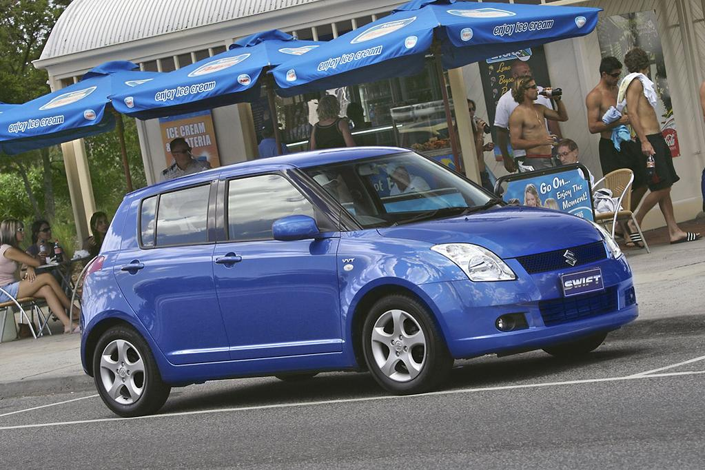 Buying Used: Suzuki Swift (2005-2011) - www redbook com au