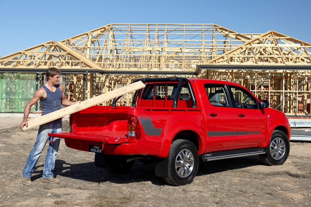 Buying Used: Toyota HiLux (2005-12) - www redbook com au
