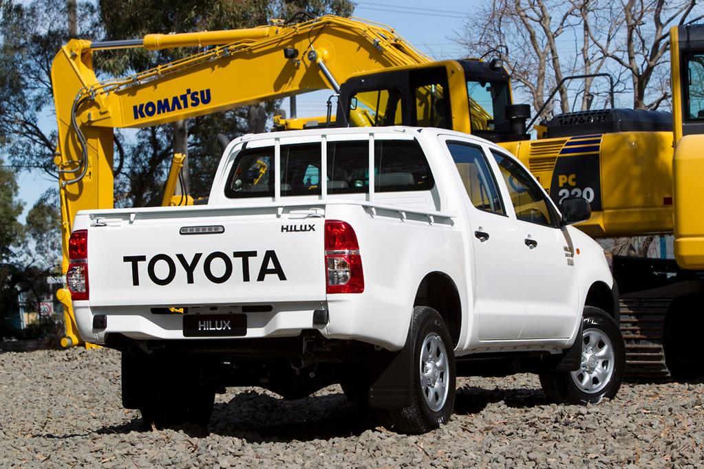 Phenomenal Buying Used Toyota Hilux 2005 12 Redbook Com Au Gmtry Best Dining Table And Chair Ideas Images Gmtryco