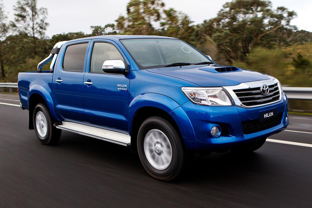 Buying Used: Toyota HiLux (2005-12) - www redbook com au
