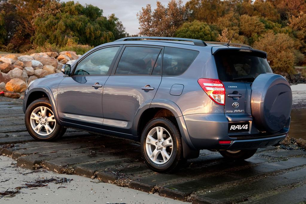 Buying Used: Toyota RAV4 (2006-12) - www redbook com au