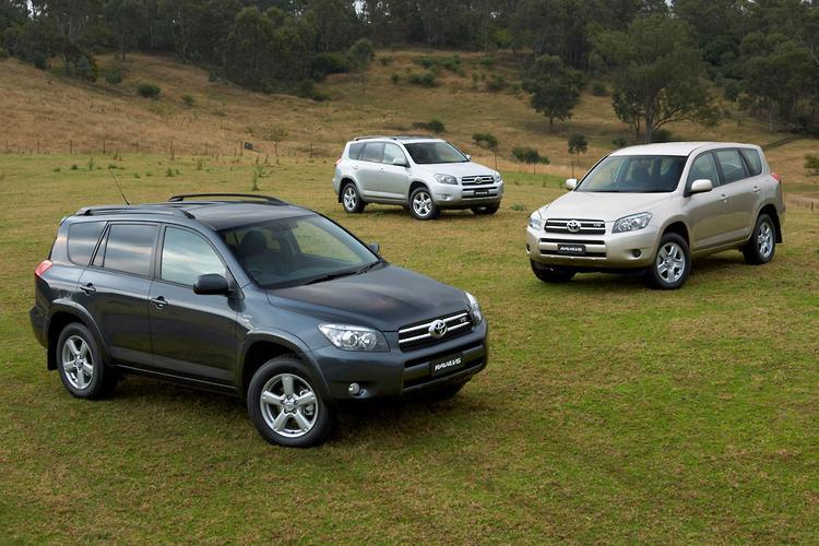 Buying Used: Toyota RAV4 (2006-12) - www redbook com au