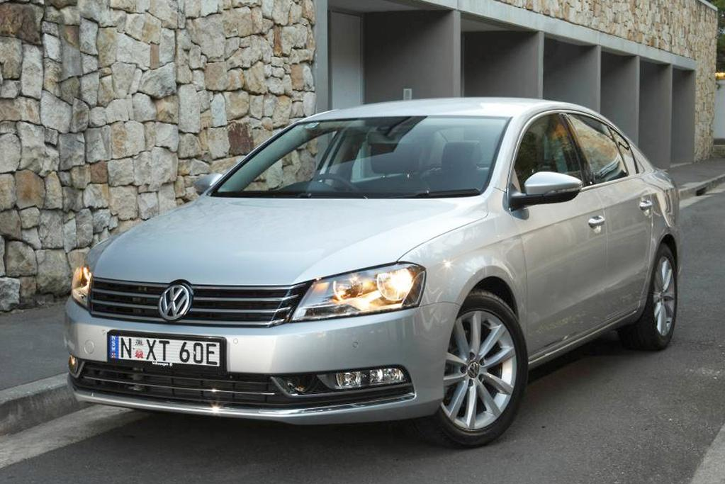 Buying Used: Volkswagen Passat (2006-12) - www redbook com au