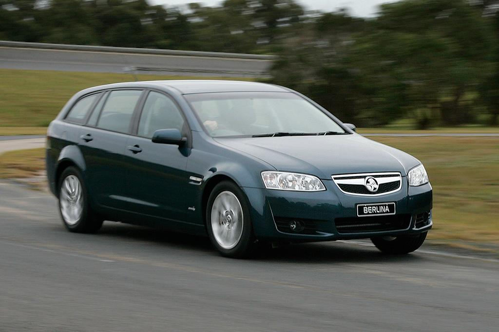 Buying Used: Holden Commodore SV6 Sportwagon (2008-14) - www.redbook ...