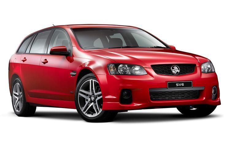 Buying Used: Holden Commodore SV6 Sportwagon (2008-14) - www redbook