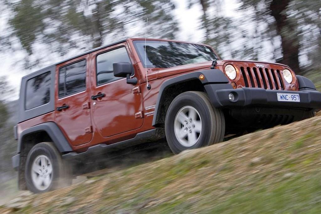 Buying Used: Jeep Wrangler JK (2007-2012) - www redbook com au