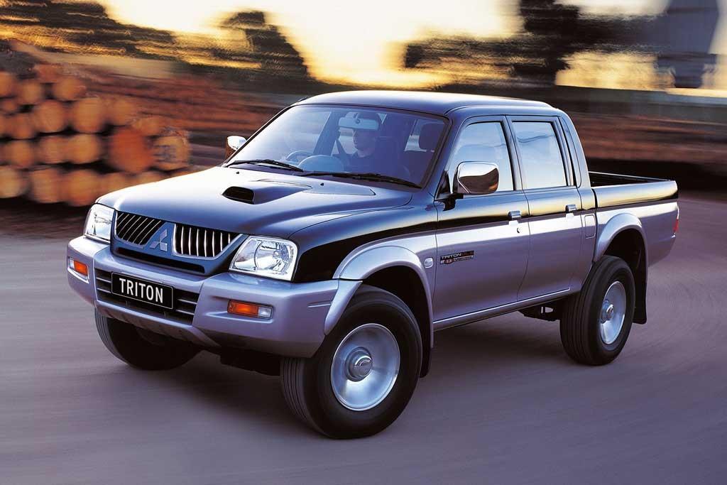 Buying used: Mitsubishi Triton MK 4x4 - www redbook com au