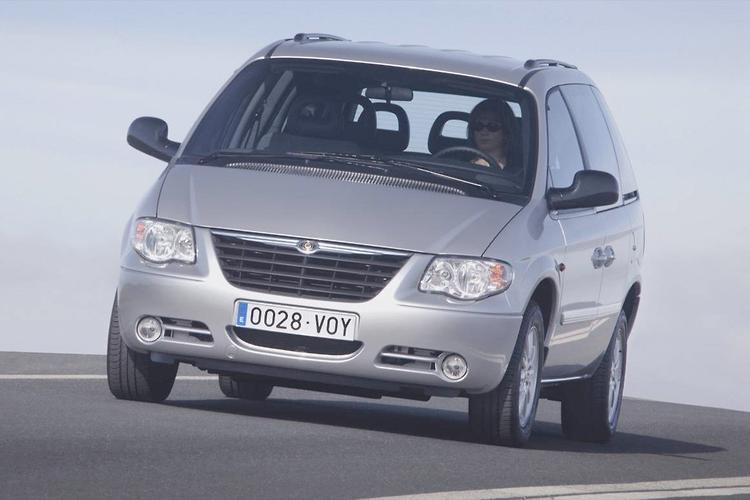 Buying Used: Chrysler Voyager (1997-2008) - www redbook com au