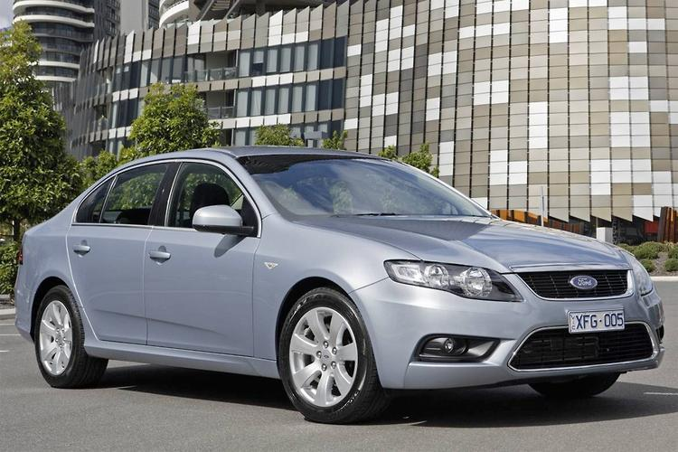 Buying Used: Ford Falcon FG Series (2008-11) - www redbook com au