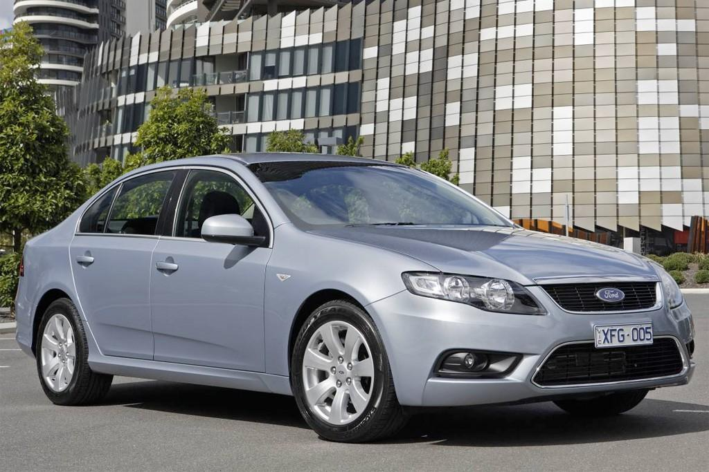 Buying Used Ford Falcon Fg Series 2008 11 Redbook