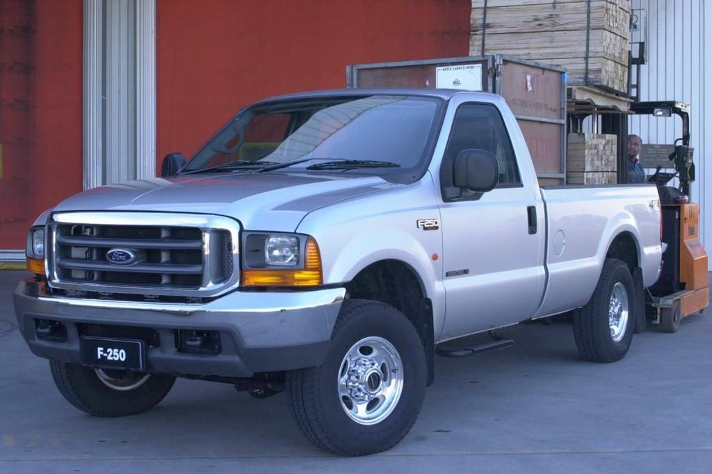 2003 ford f250 super duty diesel owners manual
