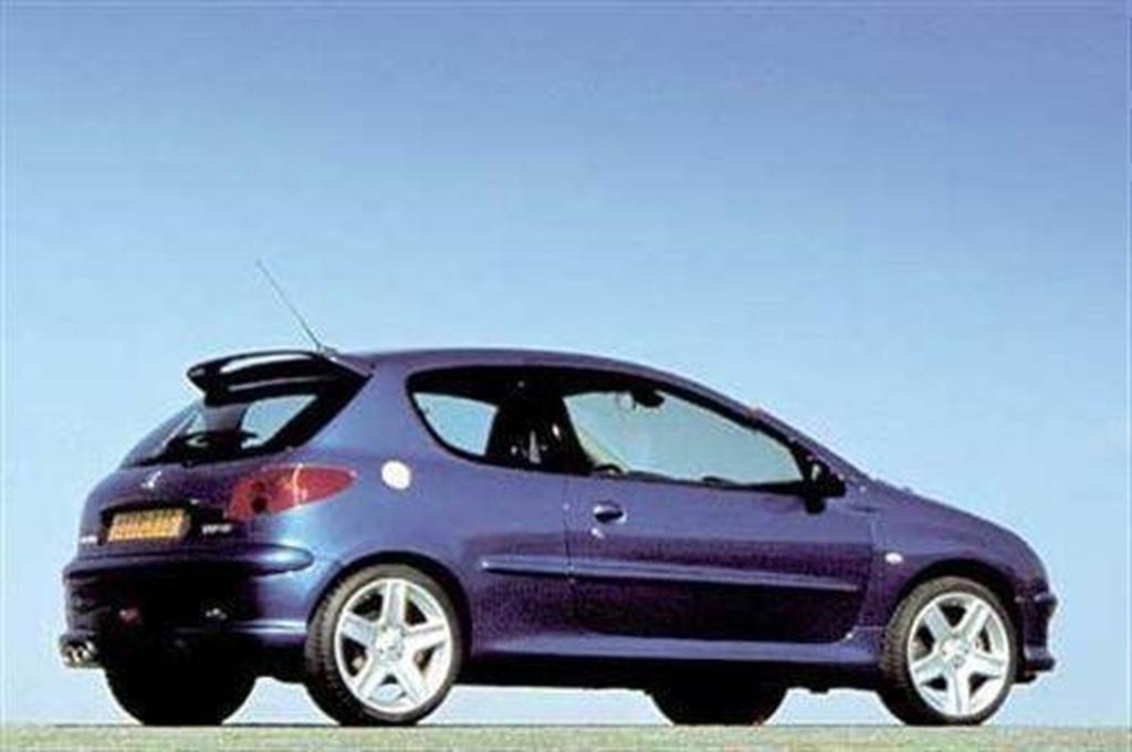 Buying Used: Peugeot 206 GTi/GTi 180 (1999-2007) - www
